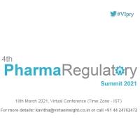 4th Annual Pharma Regulatory Summit 2021 (Virtual Conference)