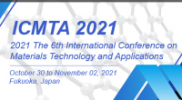 2021 The 6th International Conference on Materials Technology and Applications (ICMTA 2021)