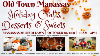 Old Town Manassas Christmas Market and Holiday Craft Show