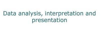 Data Analysis, Results interpretation, Presentation and Reporting, Nairobi, Kenya