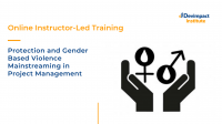 Training on Protection and Gender Based Violence Mainstreaming in Project Management