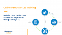 Training on Mobile Data Collection and Data Management Using SurveyCTO