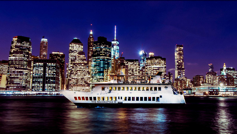 NYC Skyline Dinner Cruise 2021, New York, United States
