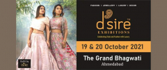 D'sire Exhibitions at The Grand Bhagwati