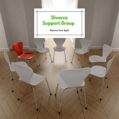 Women's Divorce Support Group (Online and In-Person)