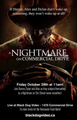 14 Hours of Freddy for the Food Bank